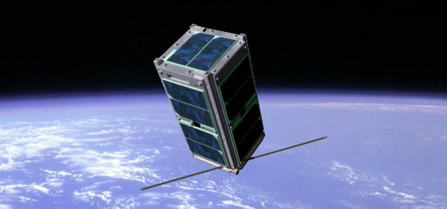 a satellite is launched into circular orbit