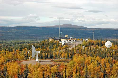 Ground station Esrange