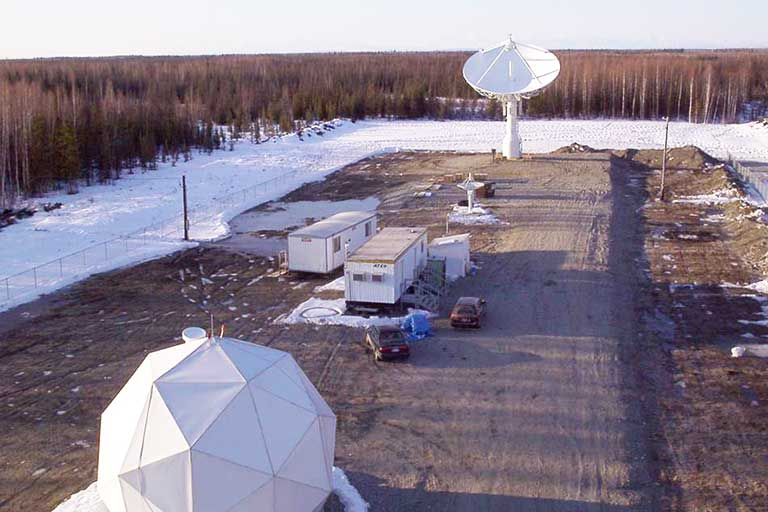 Northpole Satellite Station