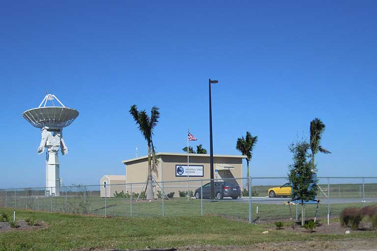 Ground station Florida