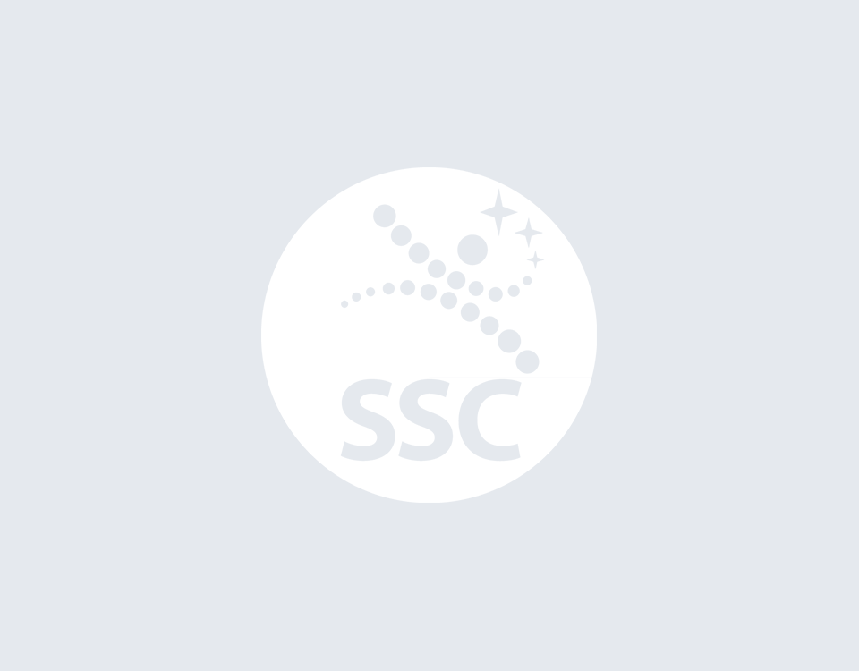 SSC logo light-blue